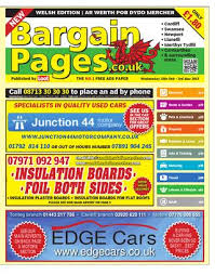 Bargain Pages Wales 25 02 15 by Loot issuu