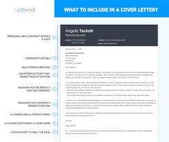 What To Include In A Cover Letter 15 Examples Of What Goes Where