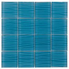 6x6 Glass Pool Tile by Glass Pool Tile Aqua 3x3 Mineral Tiles