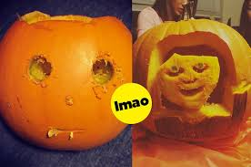 Funniest Pumpkin Carvings Ever by Show Us Your Hilarious Pumpkin Carving Fails