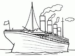 Medium Size Of Coloring Pagescharming Titanic Page New Pages 65 On Print With