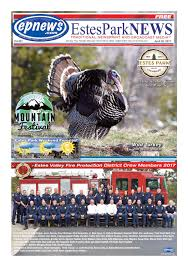 Estes Park News, April 28, 2017 By Estes Park News, Inc - Issuu