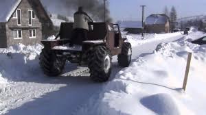 100 Tarantula Trucks Tractor Snow 2012 TARANTULA YouTube