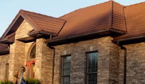 sheet metal roofing roof tile look colored granutile atas