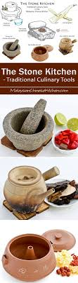 kitchen cuisine the kitchen traditional culinary tools malaysian