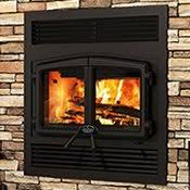 Zero Clearance Wood Burning Fireplace Inserts Prefabricated