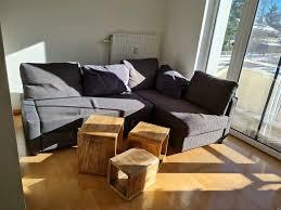 ikea sofa friheten mit tisch würfel 3stück