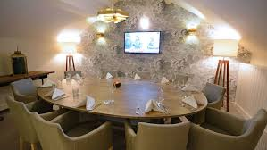 George Worsely Dining Room Manchester