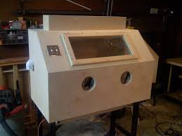Central Pneumatic Blast Cabinet by Media Blasting Cabinet Parts Cabinet Ideas To Build