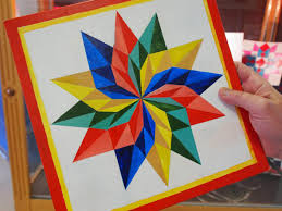 Rural Art Teaches Kids How To Do Geometry | WMRA And WEMC The Red Feedsack Wooden Quilt Square And A Winner Barn Quilts In Rural America Recovering Perfectionist Outside Art Jennifer Visscher Double Bear Paw Paw Quilt Quilts And Paws 25 Unique Designs Ideas On Pinterest Kansas Flint Hills Trail Buggy Crazy About Hearts Stars Pattern Crafts 1348 Best Barns Images Art Visit Southeast Nebraska Pamelaquilts Designing A Block Using Eq7 M21 Gerrits Farm Of Ktitas County
