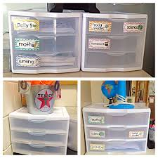 Plastic Drawers On Wheels by Clever Classroom Storage Solutions Part 1 Scholastic