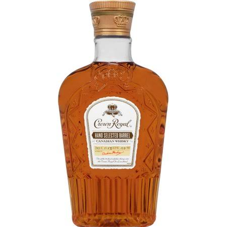 Crown Royal Hand Selected Barrel - Canadian Whisky, 750ml
