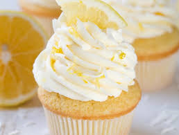 Lemon Coconut Cupcakes With Vanilla Buttercream Frosting Are A Delectable Treat Packed The Freshest