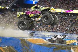 Action-packed Monster Jam Returns To Vancouver This March ...