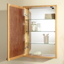 Afina Basix Medicine Cabinets by Recessed Medicine Cabinets Sleek Modern Bathroom With Tuckedin