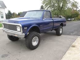 Nice Great 1972 Chevrolet C-10 1972 CHEVY GMC PICKUP TRUCK 4X4 SEE ...