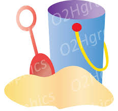 1500x1400 Bucket Clipart Shovel Clip Art Sand Vector Digital