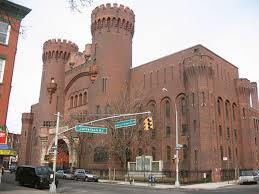A prehensive Guide to New York City s Many Castles Sumner Armory
