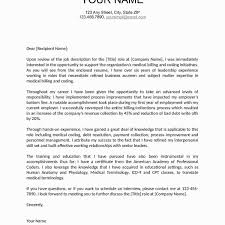 Need A Cover Letter For My Resume Professional Cover Letters For