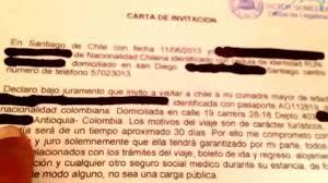 CARTA DE INVITACIÓN ESPAÑA ¿Cómo Se Hace YouTube