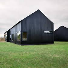 Modern Barn Form | Red Architecture Blueprints For House 28 Images Tiny Floor Plans With Barn Style Home Laferidacom A Spectacular Home On The Pakiri Coastline Sculpted From Steel Designs Australia Homes Zone Pole Plansbarn Nz Barn House Plans Decor References