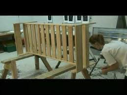 how to make bunk beds youtube