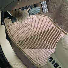 Amazon Prime Car Floor Mats by Amazon Com Highland 4404400 All Weather Tan Front Seat Floor Mat