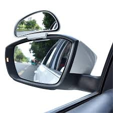 100 Side View Mirrors For Trucks Car Adjustable Wide Angle Rear Blind Spot Snap Way Rear