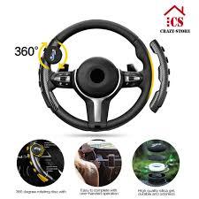100 Used Truck Mounts For Sale CS 360 Steering Wheel Cover With Spinner Universal Car Steering Wheel Spinner Handle Knob Handle Control SpinnerAntiSlip Waterproof For Vehicle