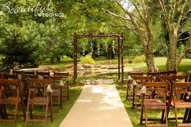 Garden Weddings Beautiful Rustic Wedding