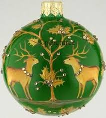 image result for latest patricia breen christmas balls animals