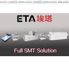 shenzhen eta pcb assembly machine for led l production