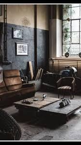 dazzling vintage industrial home inspiration