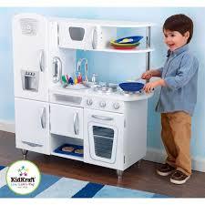 cuisine vintage blanche kidkraft dinette cuisine cuisine enfant vintage blanche kidkraft en bois
