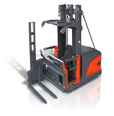 100 Turret Truck Very Narrow Aisle Forklifts VNA Steinbock Lifts Order