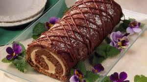 Apple Butter Cake Roll Recipe BettyCrocker