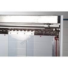 rail pour rideau coulissant rail coulissant pour porte souple à ères ou rideau mobile à