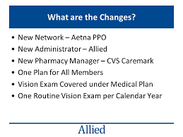 aetna pharmacy management help desk allied school district 45 dupage county health plan changes