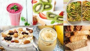 Cuisine Huit Idées De Recettes 8 Idées Recettes De Petit Déjeuner Sain Pour être En Forme
