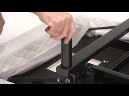 Leggett And Platt Adjustable Bed Frames by How To Assemble A Single Leggett U0026 Platt Adjustable Base Youtube