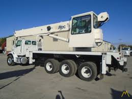 100 Altec Boom Truck AC35127 35Ton Crane For Sale S Material