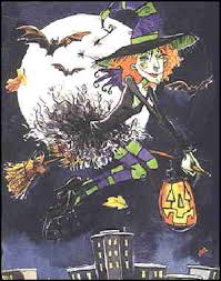 Scary Godmother Halloween Spooktacular Cast by Don Markstein U0027s Toonopedia Scary Godmother