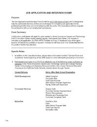 Sample Resume Of Chef Template Unique Free Templates Page 4 Example