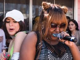 CupcakKe Steals the Show During Charli XCX s Set at Lollapalooza