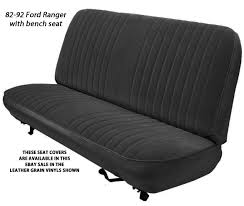 FORD RANGER TRUCK FACTORY REPLACEMENT SEAT COVERS 1983-1992 | EBay Ford Racing M63840ms Mustang Rear Seat Installation Kit 52018 Bench Truck Foam Replacementtruck For Sale 196772 Chevy Gmc 3 Point Belts Gm Latch 2006 Dodge Ram Leather Interior Swap 1999 F150 Lightning Project Stealth Fighter Part 5 Lets See Those Seat Swaps Enthusiasts Forums F250 Replacement Leather Bucket Seats Google Search Old School 22003 Ranger 6040 Split With Opening Center Console 1989 Ford Ranger Truck Factory Replacement Seat Covers 831992 Ebay Jump Lid Replacement
