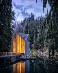 100 House In Nature Design S In The Middle Of By Alexander Nerovnya