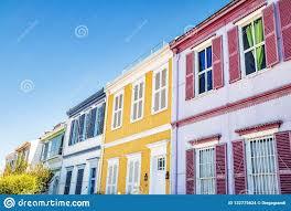 100 Houses In Chile At Paseo Atkinson Walk At Cerro Concepcion Valparaiso
