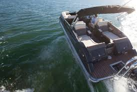 Crest Pontoon Captains Chair by Crest Pontoon Excellence Is In Our Dna