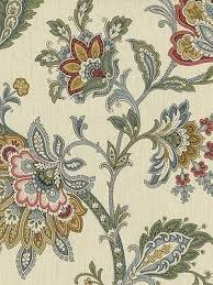 Jacobean Floral Curtain Fabric by 14 Best Jacobean Indienne Fabrics I Love Images On Pinterest