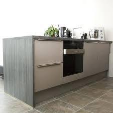 meuble de cuisine avec plan de travail pas cher meuble plan de travail cuisine meuble de cuisine bois noir noir